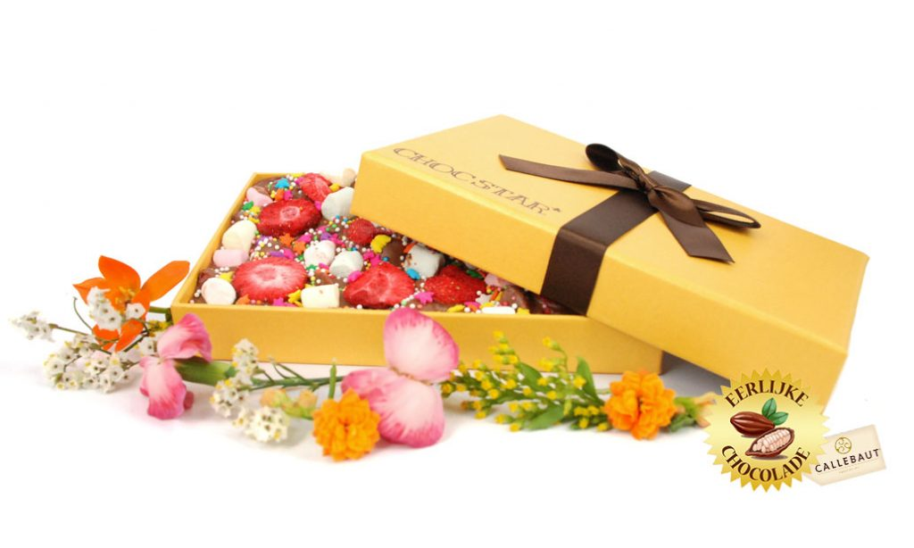 chocolade cadeaus moederdag