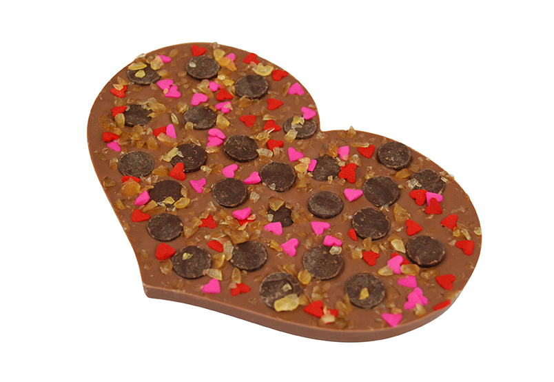 Valentijn Chocolade Hart Versturen Chocstar