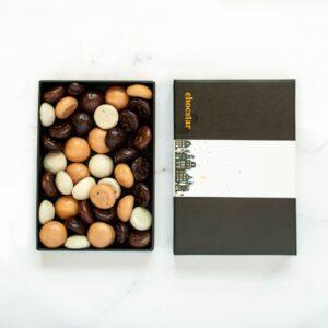 Luxe gembernoten Sinterklaas chocolade Chocstar