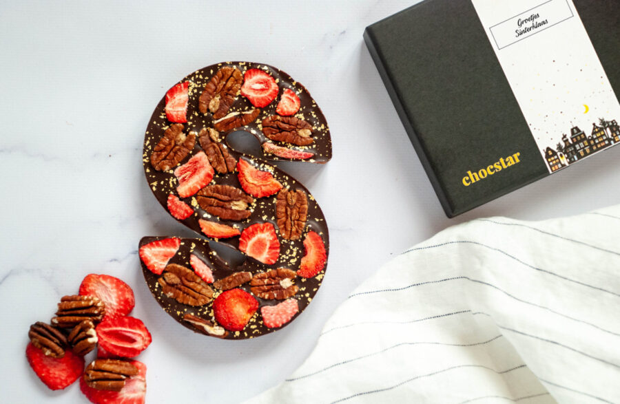 Sinterklaas chocolade bestellen bij chocstar