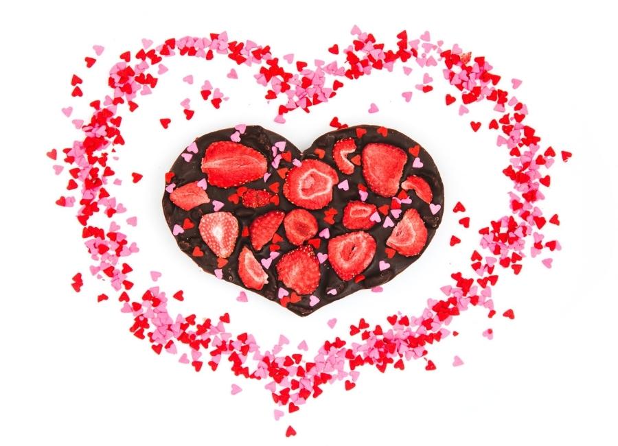 Valentijnsdag Chocstar