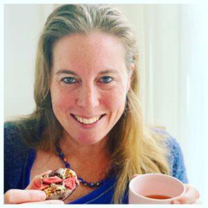 Paas chocolade Ei Easterluxious door de brievenbus bij Judith