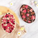 Blije (chocolade) eitjes door de brievenbus