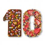 10 jaar Chocstar Chocolade