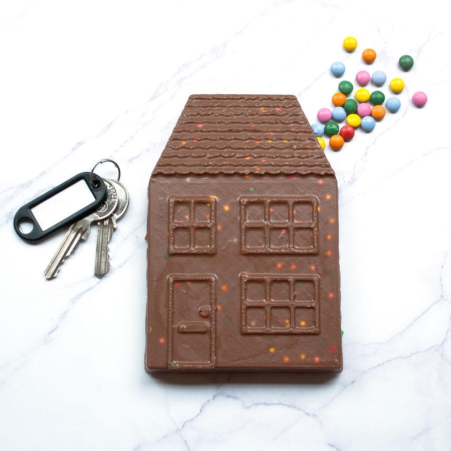Chocolade Huisje