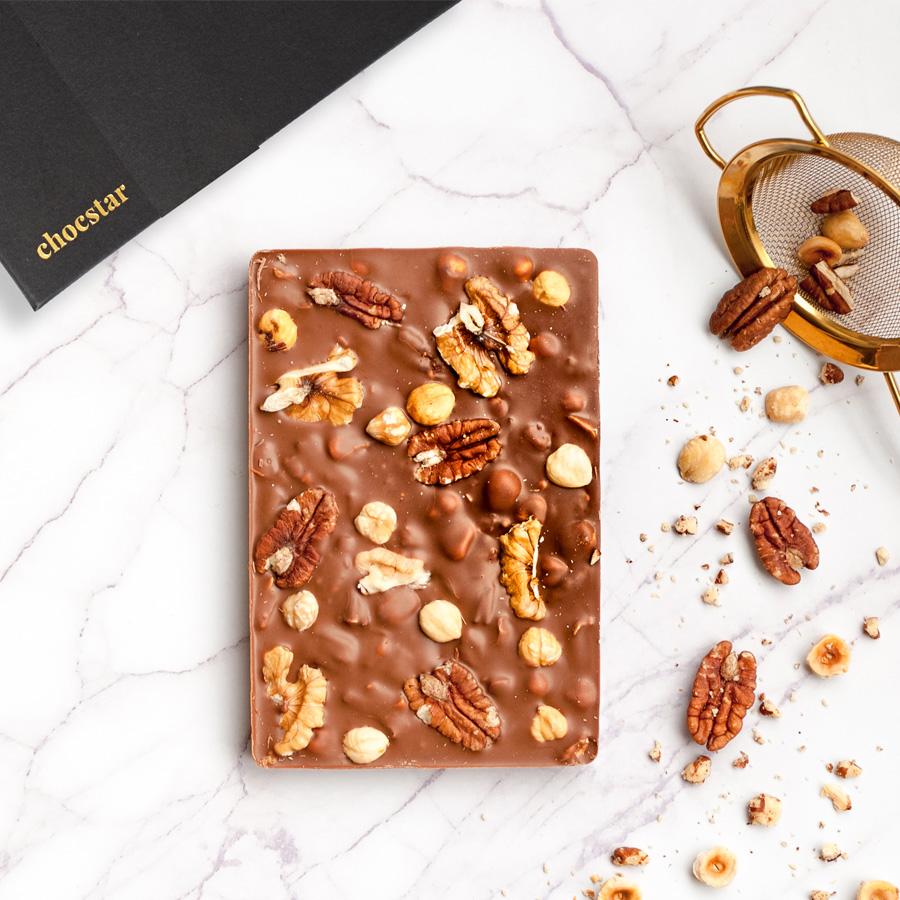 Chocoladereep XL