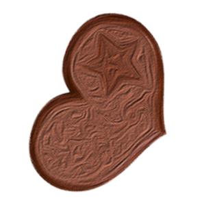 Chocoladehart XXXL