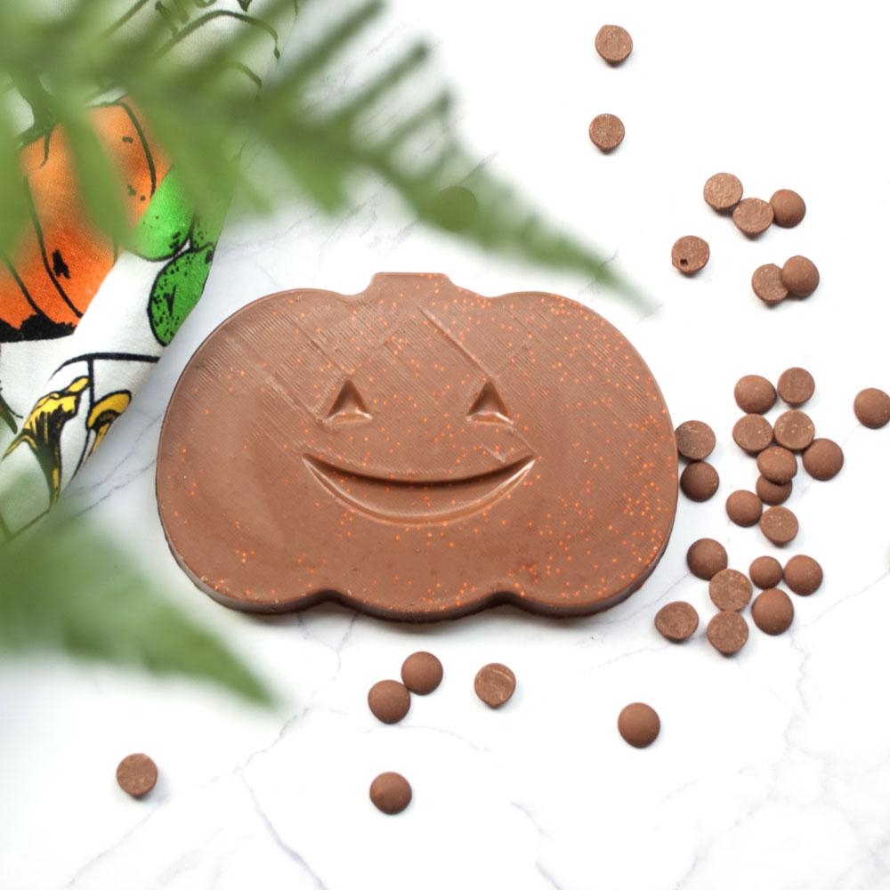 Chocolade Pompoen