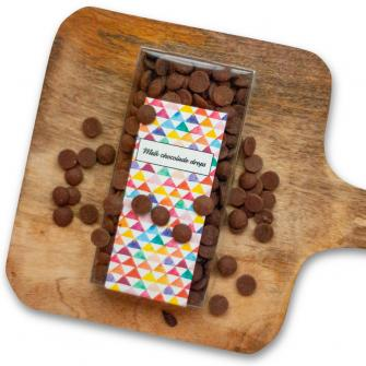 Melk chocolade drops