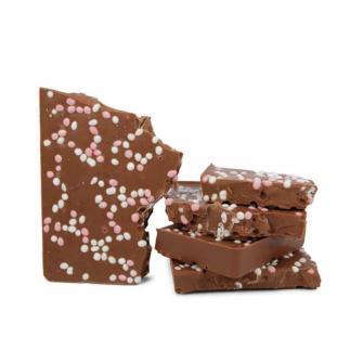 Hiep Hiep Chocola.. met muisjes!