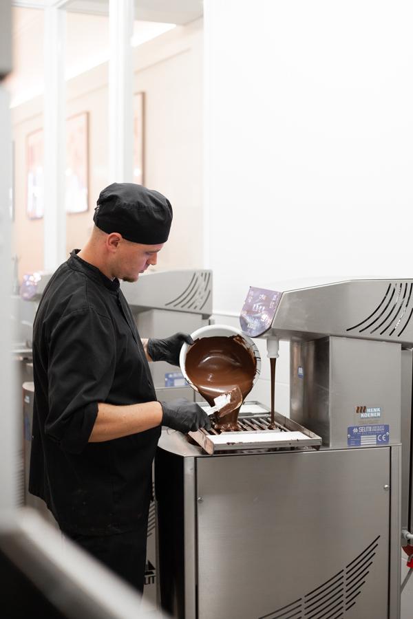 Manuel is wellicht al begonnen aan jouw chocoladecadeau