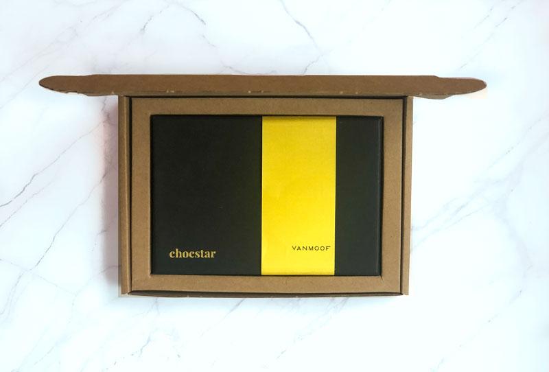 Chocstar verzendservice