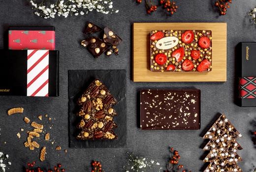 chocolade relatiegeschenken voor kerst