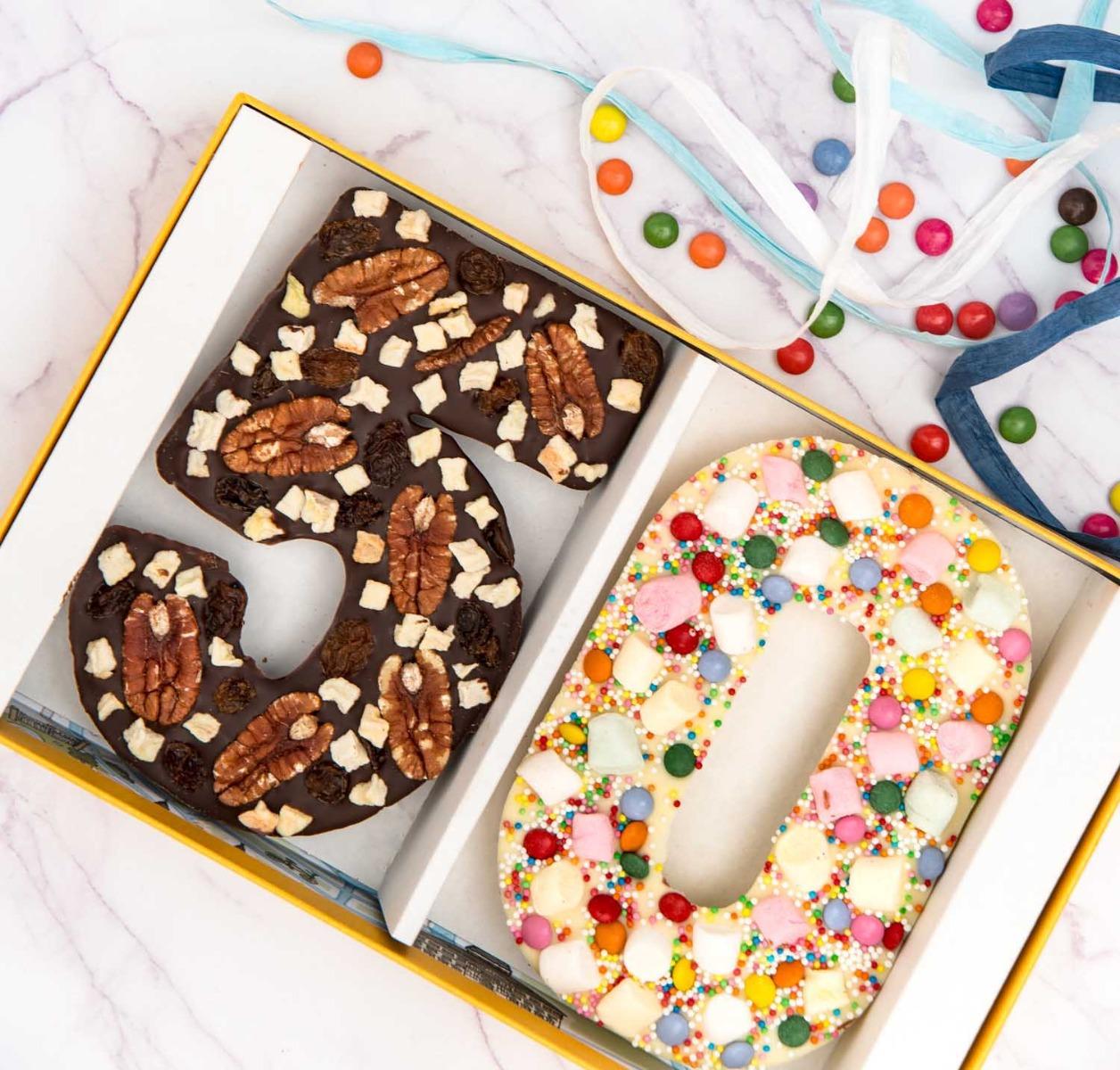 Chocstar Milestone chocolade