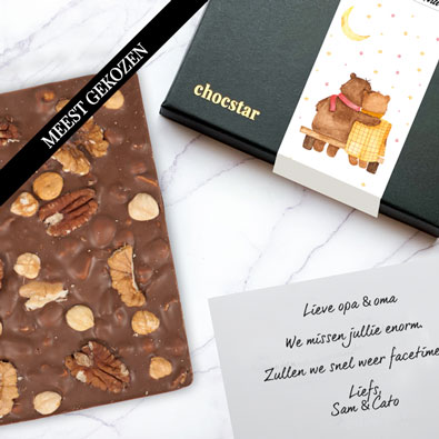 Chocstar chocolade