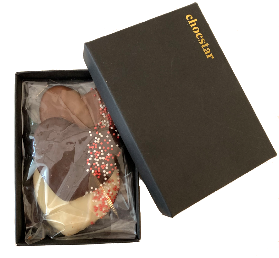 Verpakking Chocolade Eberhardjes Koekjes